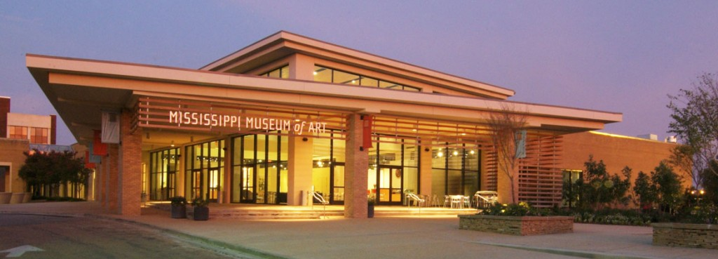 The Mississippi Museum of Art, Jackson, has a female director. Courtesy of Mississippi Museums Association.