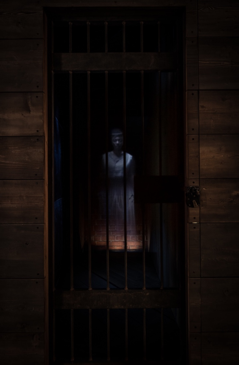 Figure 1. Slave pen replica, The Legacy Museum: From Enslavement to Mass Incarceration, photo credit: Equal Justice Initiative/Human Pictures.