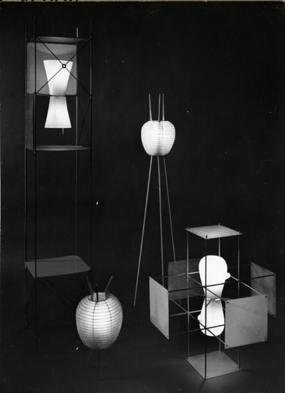 Figure 3:The View, c. 1951, plastic, metal. © The Isamu Noguchi Foundation and Garden Museum, NY.